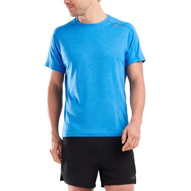 T-Shirt 2XU X-VENT G2 Manches Courtes Bleu Clair 2020